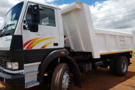 Tata, LPK 1518, 4x2 Drive, Tipper Truck, New, 2021