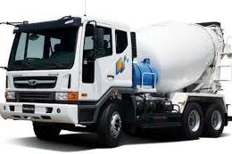 Daewoo, K5MVF, 6x4 Drive, Concrete Mixer Truck, New, 2021