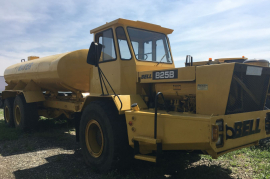 Bell, B25 T 25000L, Water Tanker, Used, 1992
