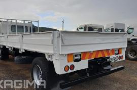 Hino, 500 15-258, 4x2 Drive, Dropside Truck, Used, 2005