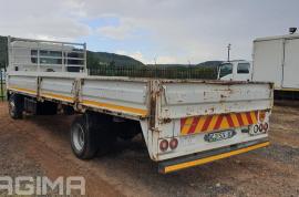 Hino, 500 1017 , 4x2 Drive, Dropside Truck, Used, 2013