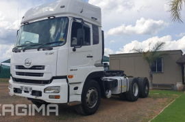 UD, Quon GW26-450 H/R, 6x4 Drive, Truck Tractor, Used, 2016