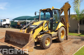 Caterpillar, 428F 4x4, TLB, Used, 2015