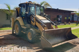 Caterpillar, 428F2 4x4 , TLB, Used, 2015