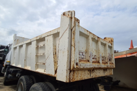 Truck Parts, Various, 10 cubic , Truck Body Units, Tipper Body, Used