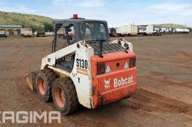Bobcat, S130 , Skid Steer, Used, 2013