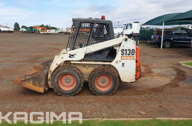 Bobcat, S130 , Skid Steer, Used, 2013