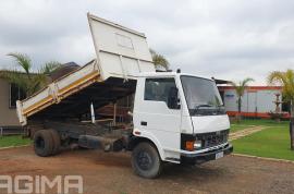 Tata,  813 Ex 4 Cube Dropside , 4x2 Drive, Tipper Truck, Used, 2007