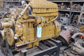 Plant / Machinery Parts, Caterpillar, 3304, Engine, Used