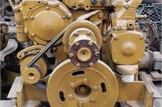 Plant / Machinery Parts, Caterpillar, 3306DITA, Engine, Used