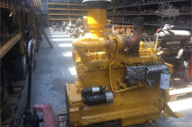 Plant / Machinery Parts, Caterpillar, 140G 3306 , Engine, Used