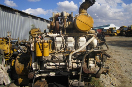Plant / Machinery Parts, Caterpillar, D11A 3508B, Engine, New