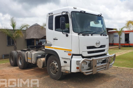 UD, Quon GW26-450 , 6x4 Drive, Truck Tractor, Used, 2016