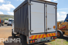 Tata, 407, 4x2 Drive, Curtain Side Truck, Used, 2013