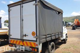 Tata, 407, 4x2 Drive, Curtain Side Truck, Used, 2013