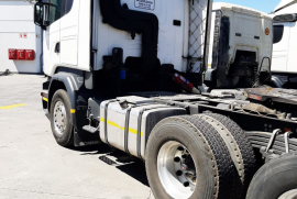 Scania, R460, 6x4 Drive, Truck Tractor, Used, 2016