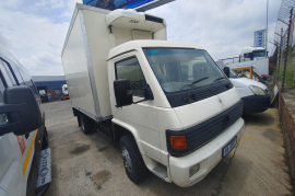 Mercedes Benz, MB 800, 4x2 Drive, Refrigerated Truck, Used