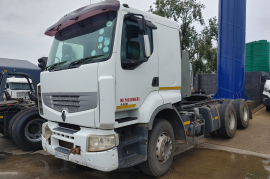 Renault, Premium Lander 440dxi, 6x4 Drive, Truck Tractor, Used, 2005