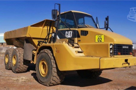 Caterpillar, 740, ADT / Dump Truck, Used, 2007