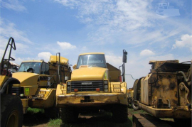Plant / Machinery Parts, Caterpillar, 740 Articulated Dump Truck , Stripping for Parts, Used, 2004