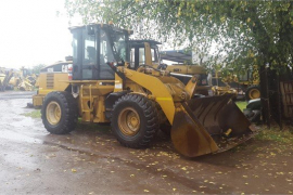 Caterpillar, 928G 4WD, Wheel Loader, Used, 1998
