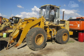 Caterpillar, 938F Front End, Wheel Loader, Used
