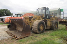 Caterpillar, 980G  4WD, Wheel Loader, Used
