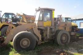 Plant / Machinery Parts, Komatsu, WA500 , Stripping for Parts, Used