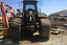Plant / Machinery Parts, Caterpillar, 966 , Stripping for Parts, Used