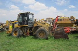 Plant / Machinery Parts, Caterpillar,  938G, Stripping for Parts, Used, 2008