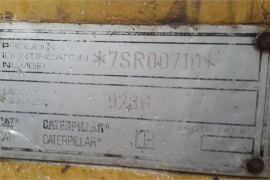 Plant / Machinery Parts, Caterpillar, 928G , Stripping for Parts, Used, 1997