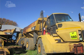 Plant / Machinery Parts, Caterpillar, 740 ADT , Stripping for Parts, Used