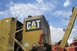 Plant / Machinery Parts, Caterpillar, 16G Motor Grader, Stripping for Parts, Used