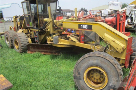 Caterpillar, 16G , Grader, Used