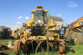 Plant / Machinery Parts, Caterpillar, D11R Dozer , Stripping for Parts, Used