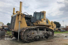 Plant / Machinery Parts, Komatsu, D475A Crawler Dozer, Stripping for Parts, Used