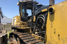 Plant / Machinery Parts, Komatsu, 375A-5 Dozer, Stripping for Parts, Used, 2004