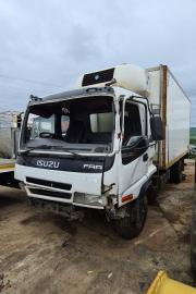 Isuzu, FRR500 , 4x2 Drive, Refrigerated Truck, Used, 2005
