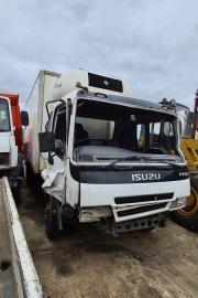 Isuzu, FRR500 , 4x2 Drive, Refrigerated Truck, Used, 2005