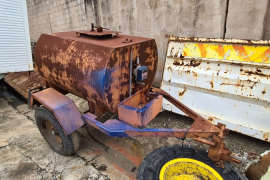 Other, Diesel Trailer, Used, 2010