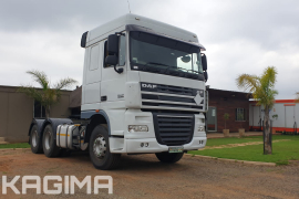 DAF, XF 105.460 , 6x4 Drive, Truck Tractor, Used, 2016