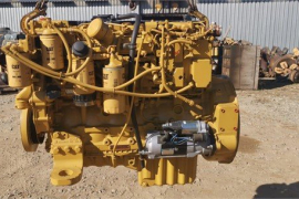 Plant / Machinery Parts, Caterpillar, C6.6, Engine, Used