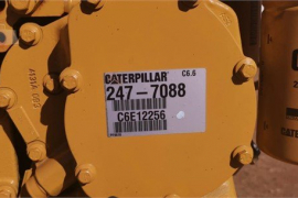 Plant / Machinery Parts, Caterpillar, C6.6, Engine, Used