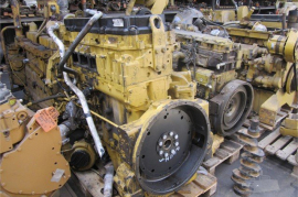 Plant / Machinery Parts, Caterpillar, C11 , Engine, Used