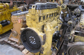 Plant / Machinery Parts, Caterpillar, C11 , Engine, Used