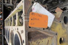 Plant / Machinery Parts, Caterpillar, C11 Engine Block, Engine Parts, Used