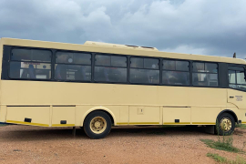 Mercedes-Benz, Atego 1217, 35 Seater, Commuter Bus, Used, 2008