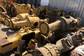 Plant / Machinery Parts, Caterpillar, 966, Axels, Used
