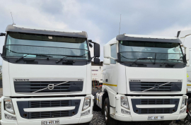 Volvo, FH440 V3, 6x4 Drive, Truck Tractor, Used, 2014