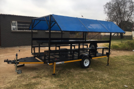LF Trailers, Custom Built Trailers, New